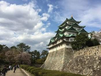 名古屋城20190412.jpg